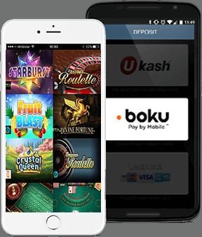 Boku Casino Sites