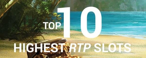 best rtp slot games online