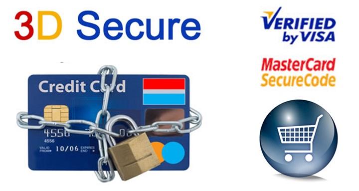 3d secure casino payments