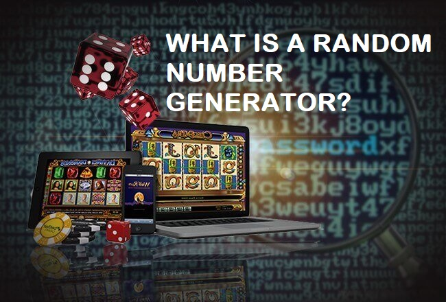 what is a random number generator